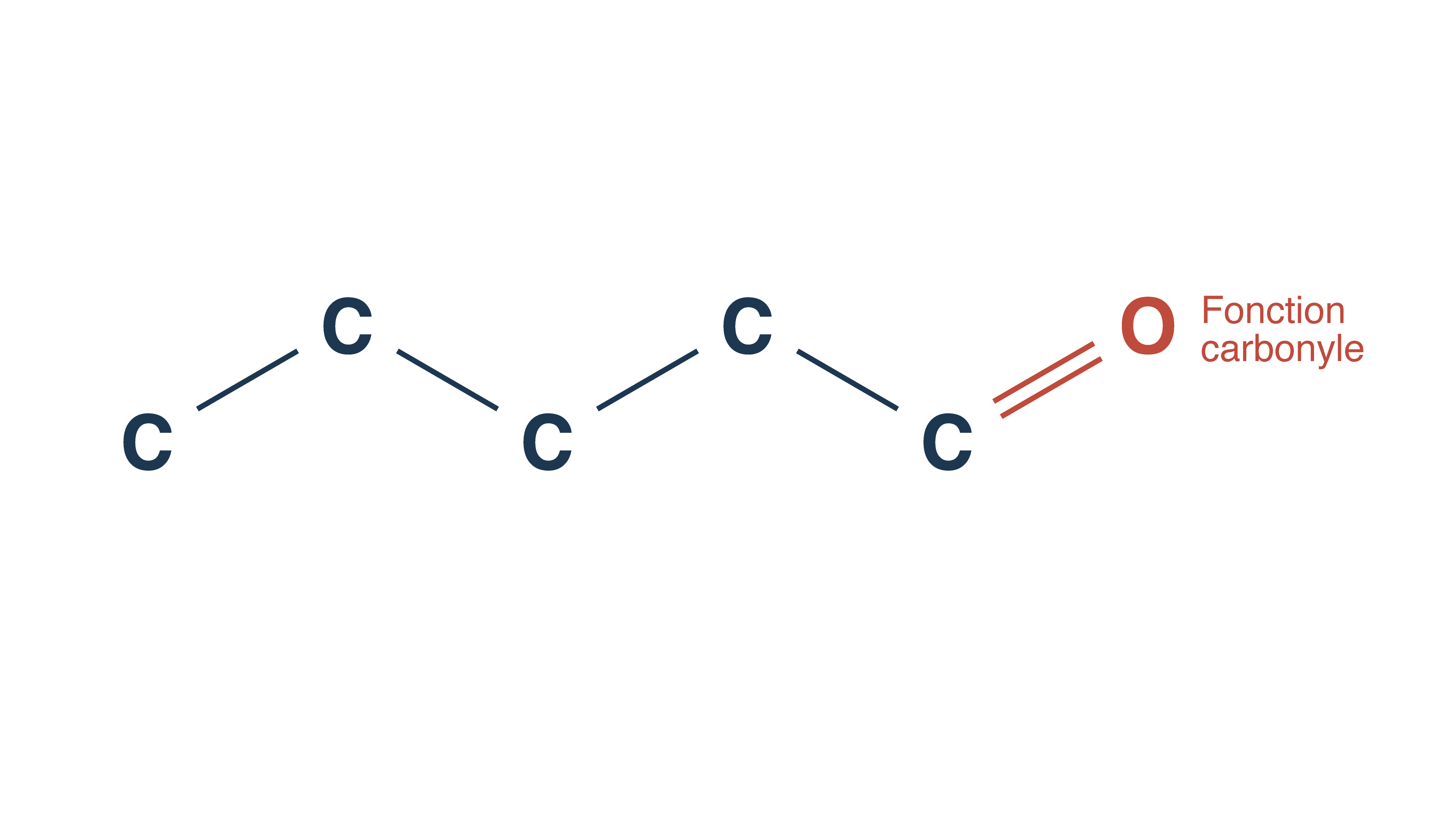 Composé organique carbonylé