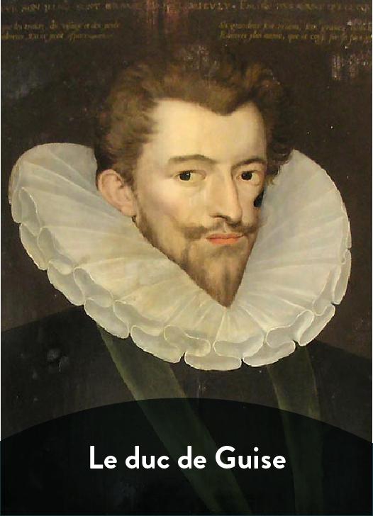 Le duc de Guise La Princesse de Montpensier littérature terminale