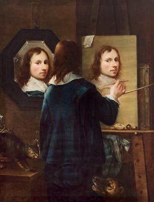 Johannes Gumpp, Autoportrait, 1646 Les Faux-Monnayeurs André Gide littérature terminale