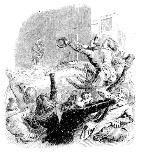 bataille d'hernani victor hugo